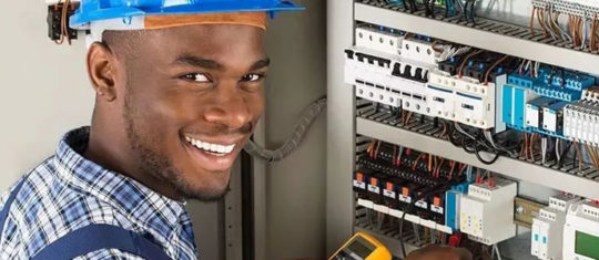 Recherche d'électricien